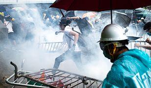 Mieszkańcy Hongkongu rzucili wyzwanie Chinom. Sprzeciwiają się wkraczaniu komunistów w ich życie