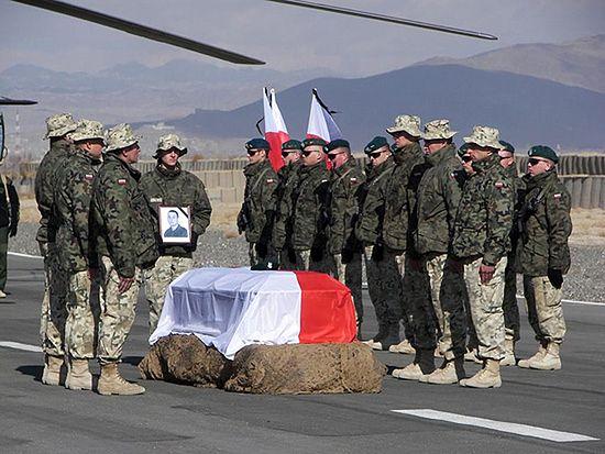 Najsmutniejsza polska Wigilia w Afganistanie