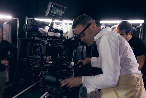 Nicolas Winding Refn fot. Gutek Film