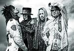 ''The Dirt: Confessions of The World's Most Notorious Rock Band'' Reżyser Jackassa opowie historię Mötley Crüe