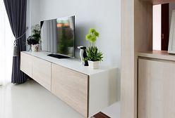 Jaka szafka pod telewizor. Pożegnaj się z wiszącymi kablami