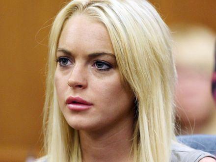 PETA leczy Lindsay Lohan