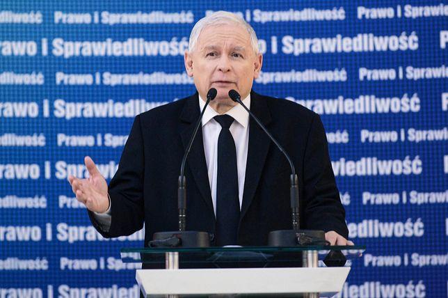 Jarosław Kaczyński wysłał do PO wezwanie przedsądowe. Domaga się przeprosin