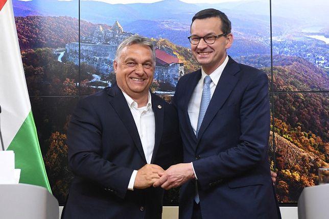 Premier Mateusz Morawiecki spotka się z Victorem Orbanem i Matteo Salvinim