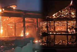 Polacy ewakuowani po pożarze hotelu w Malezji
