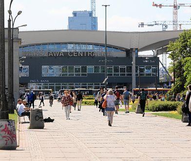 Warszawa Centralna będzie pod ochroną