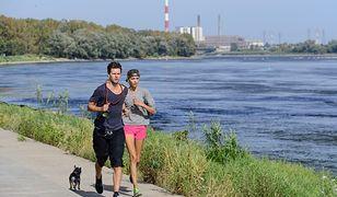 Anja Rubik uprawia jogging w Warszawie - zobaczcie gdzie!