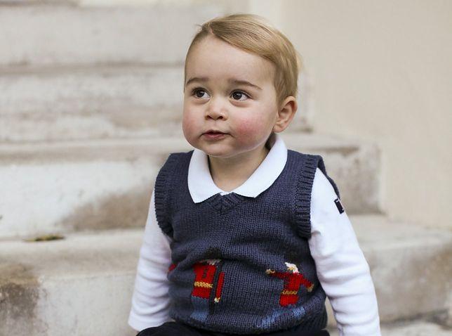 Powstała limitowana seria lalek na wzór księcia Jerzego