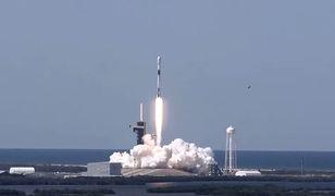 SpaceX i Elon Musk rozpoczynają kolejną misję