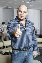 Piotr Gąsowski: Bez pracy gnuśnieję