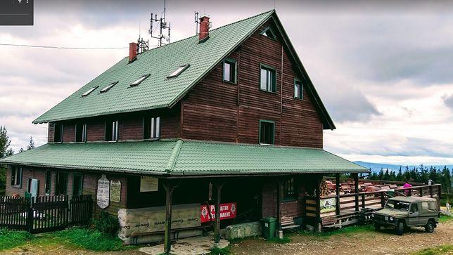 Schronisko PTTK Skrzyczne w Szczyrku (woj. śląskie)
