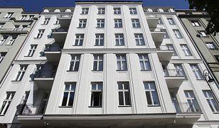 Dawna kamienica komunalna to teraz apartamenty dla milionerów.