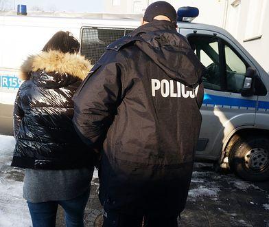 Policja wydała 16 listów gończych za oszustką. W końcu ją złapała