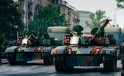 Rząd uchwalił program finansowania modernizacji wojska