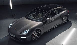 Porsche Panamera Sport Turismo (2017) - oficjalne zdjęcia