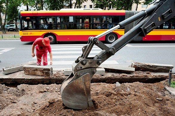 Znikają bariery architektoniczne w stolicy