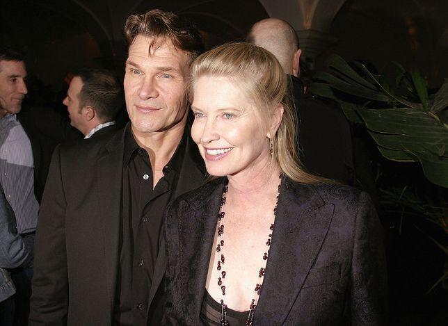 Patrick Swayze i Lisa Niemi, 2004