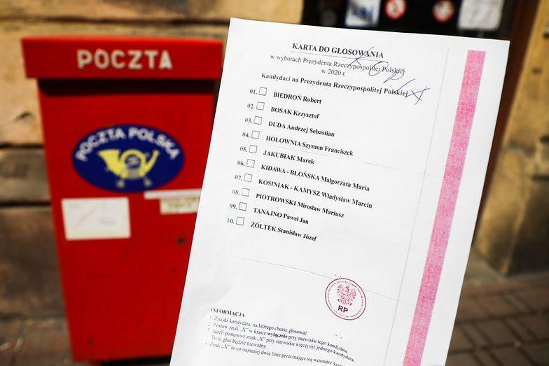 Odrzucenie ustawy o wyborach korespondencyjnych przez Senat