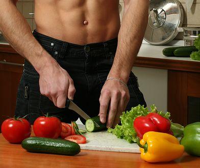 Mężczyźni, którzy jedzą warzywa są bardziej sexy! Są na to naukowe dowody