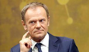 """Nietypowe SMS-y na 10 kwietnia. """"Czy Donald Tusk jest odpowiedzialny za katastrofę smoleńską?"""""""