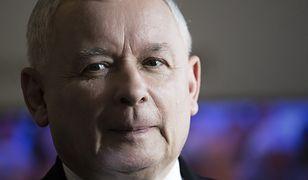 Jarosław Kaczyński o PiS: Nie pójdziemy w lewo