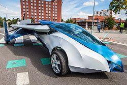 Aeromobil 2.5: latający samochód ze Słowacji