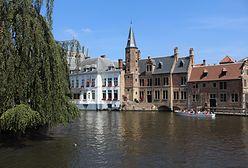 Belgia. Brugia – miasto zjawiskowych kanałów i artystów