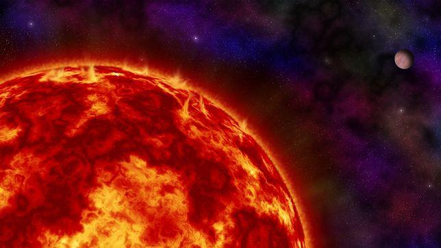 """Naukowcy są pewni. Słońce tuż przed """"śmiercią"""" zamieni asteroidy w pył"""