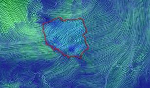 IMGW ostrzega przed niebezpieczną pogodą