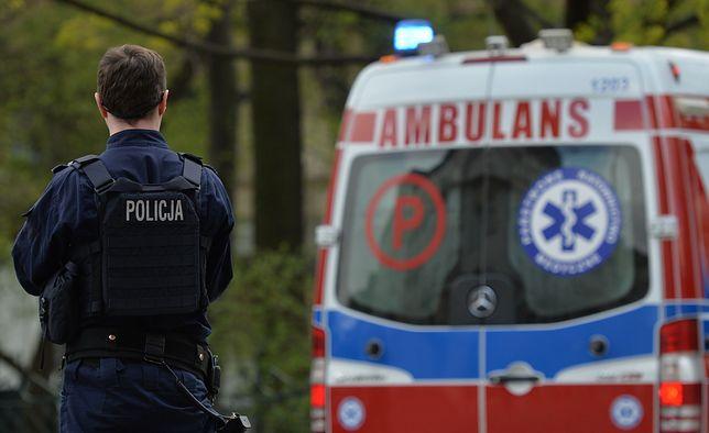 Tragedia na działce w Łodzi. Mężczyzna utonął w basenie ogrodowym