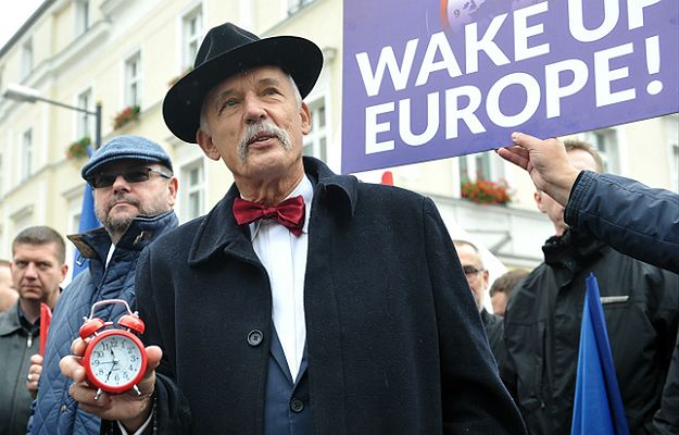 Partia KORWiN zmienia nazwę na Wolność. Janusz Korwin-Mikke: prezydium proponowało nazwę Nowa Prawica Rzeczypospolitej Polskiej