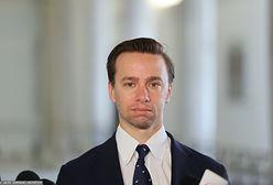 """Skandaliczne słowa Brauna w Sejmie. """"Agresywna retoryka nie jest nam potrzebna"""""""