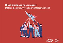 Katowice. Kapitan Ozdrowieniec zbiera drużynę ozdrowieńców. Będą walczyć z COVID-19