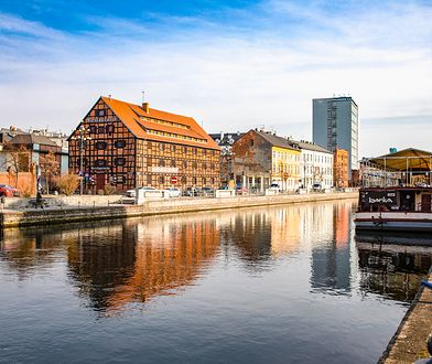 W 2018 r. Bydgoszcz odwiedziło ok. 350 tys. turystów