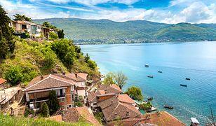 Jeziora Ochrydzkie oraz Prespa Macedonia dzieli z Albanią