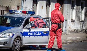 Koronawirus w Polsce. GIS: niemal 4,5 tys. ukaranych w związku z pandemią