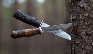 Noże przeznaczone do zadań specjalnych muszą być wyjątkowo wytrzymałe