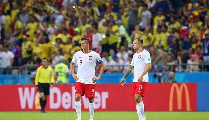779cfee15 Getty Images / Alex Livesey / Na zdjęciu: Robert Lewandowski (z lewej) i  Kamil Grosicki