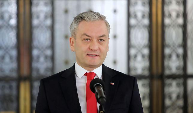Wybory 2020. Robert Biedroń o prezesie PiS: liczy na demobilizację opozycji