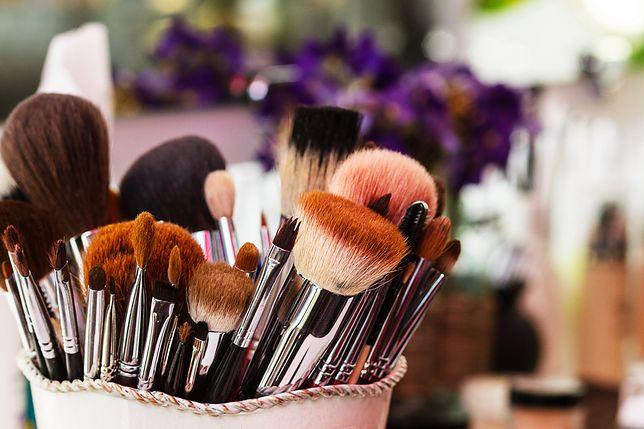 Pędzle do makijażu, na których możesz polegać. Make up będzie idealny