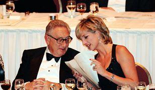 Kissinger i jego kobiety