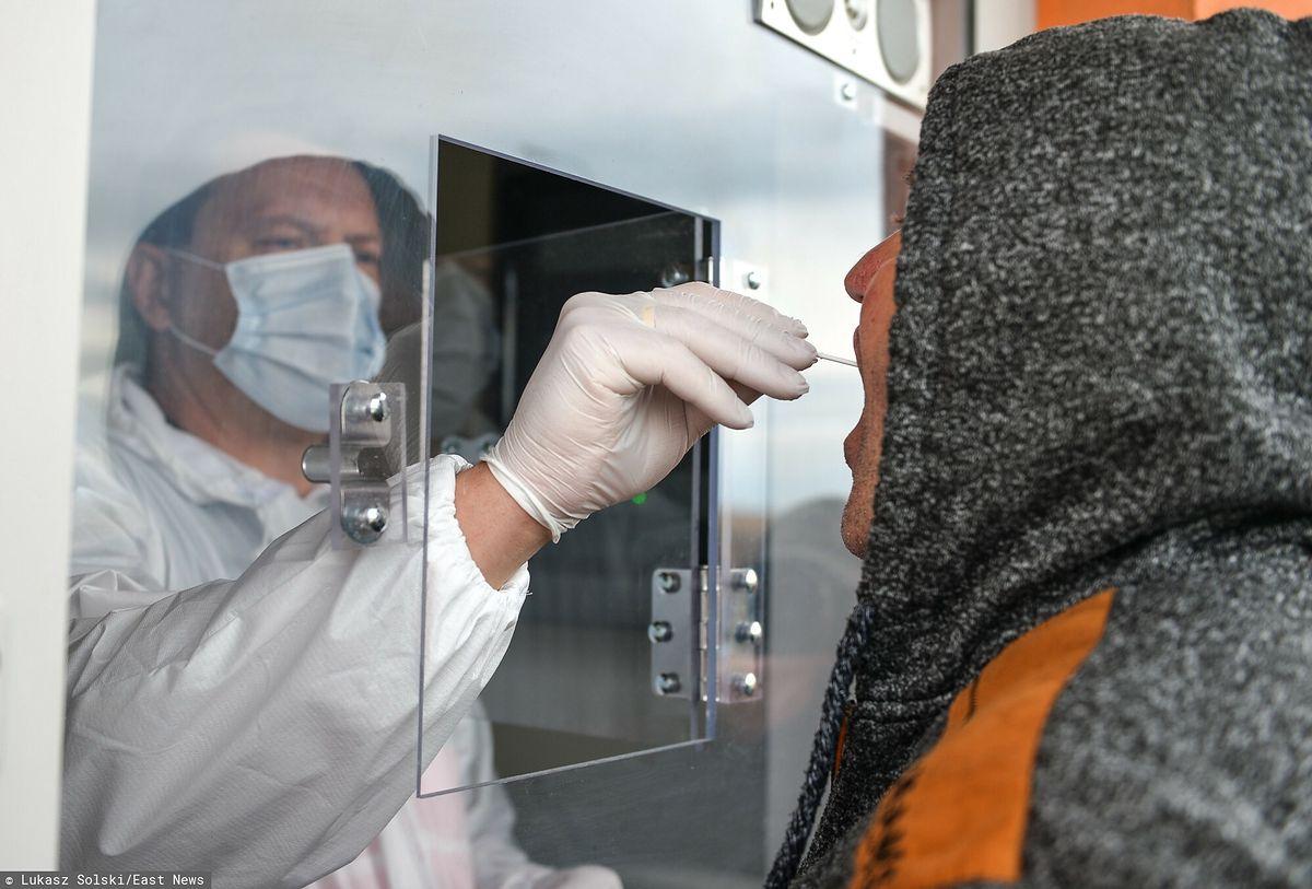 Koronawirus w Polsce. Jest nowy raport
