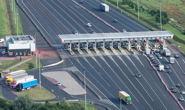 System viaTOLL poszerzony o kolejne 251 km dróg