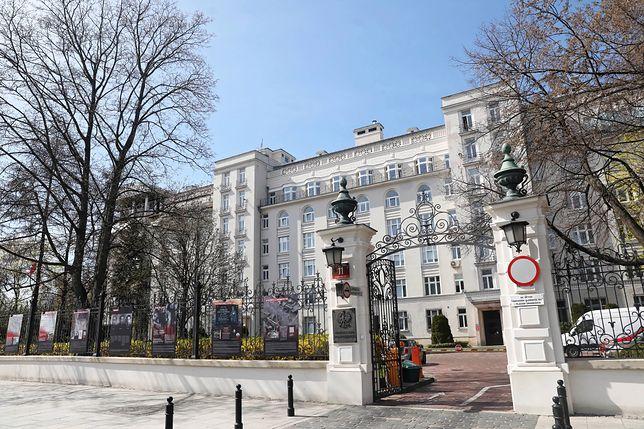 Siedziba Ministerstwa Sprawiedliwości