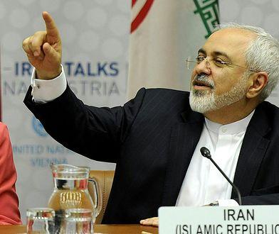 Szef irańskiego MSZ Dżawad Zarif