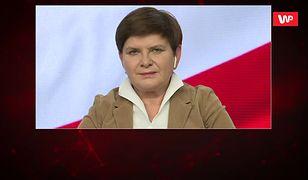 Wybory 2020. Beata Szydło: twarzą kampanii jest Andrzej Duda