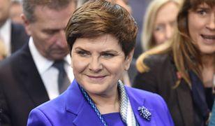 Premier Szydło zabrała głos ws. wygwizdania Lecha Wałęsy