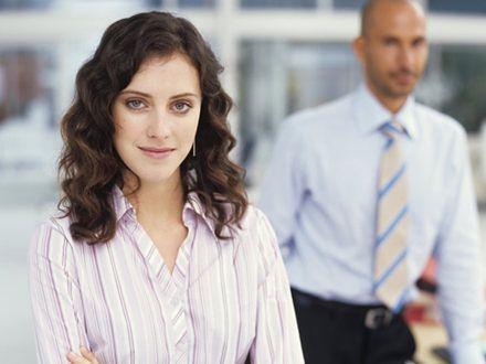 Kobieta przedsiębiorcza chce więcej