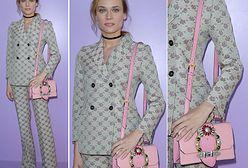 LOOK OF THE DAY: Diane Kruger w stylizacji Miu Miu