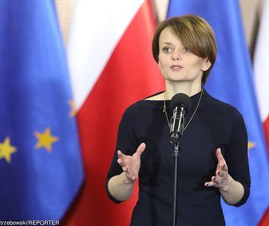 - Wczoraj bardzo dobry wynik przemysłu, a dziś kolejne dobre wieści z gospodarki - powiedziała minister Jadwiga Emilewicz.